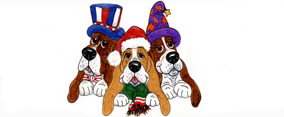 Holiday Hounds Logo
